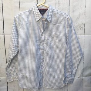 Tommy Hilfiger Boys button down shirt size 14